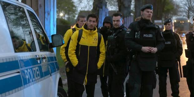 """Explosions à Dortmund: """"Ceux qui pouvaient se sont couchés par terre"""" - La Libre"""