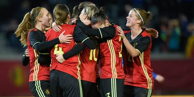 Les Red Flames ont dominé l'Ecosse en amical (5-0) - La Libre