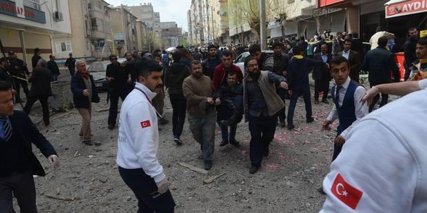 """Explosion à Diyarbakir: un """"attentat terroriste"""", pas un accident - La Libre"""