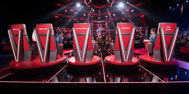 Comment expliquer la chute de The Voice Belgique dans les audiences ? - La Libre