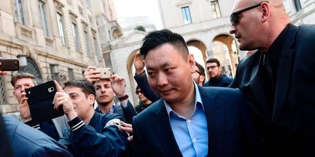 L'AC Milan officiellement vendu à des investisseurs chinois - La Libre
