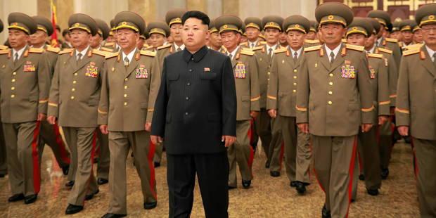 """La Corée du Nord promet une """"réponse sans pitié"""" à toute provocation américaine - La Libre"""