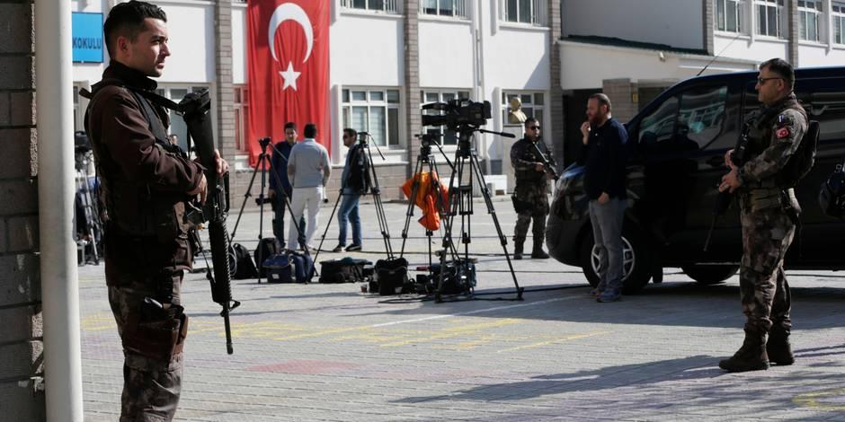 Fusillade devant un bureau de vote en Turquie: deux morts