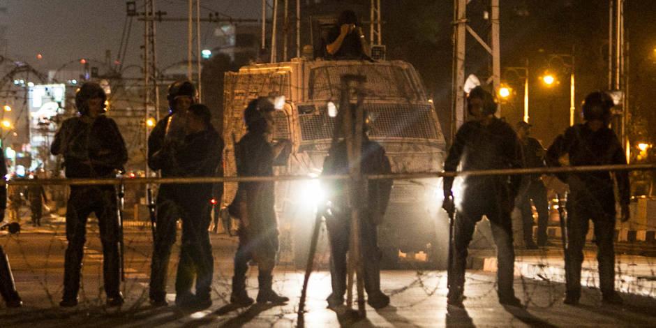 """Egypte: arrestation de 13 """"terroristes"""" préparant des attentats"""