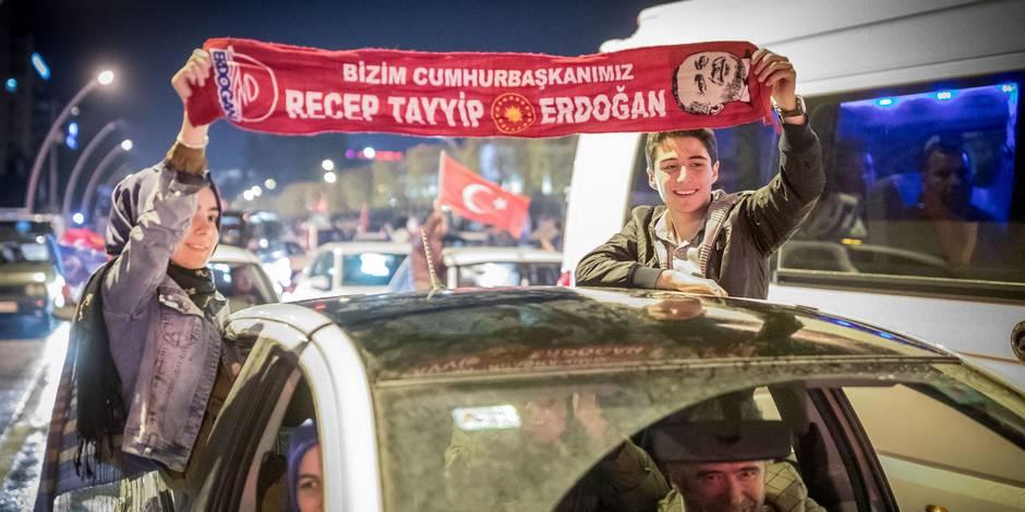 Erdogan, futur superprésident d'un pays profondément divisé (ANALYSE)