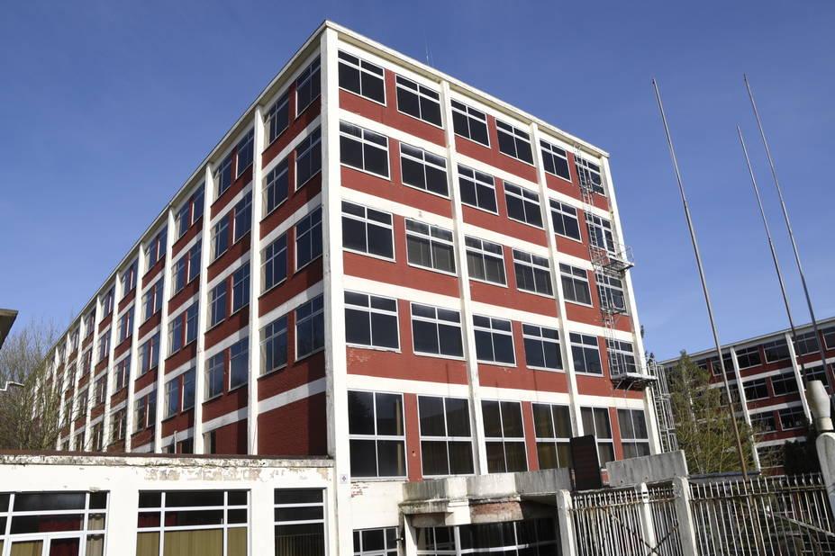 L'usine employait jusqu'à 2.600 ouvriers