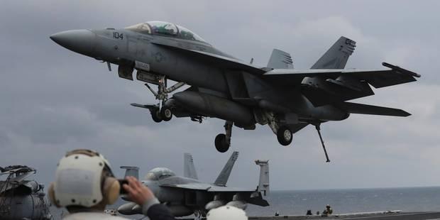 Remplacement des F-16 belges?: Boeing jette l'éponge - La Libre