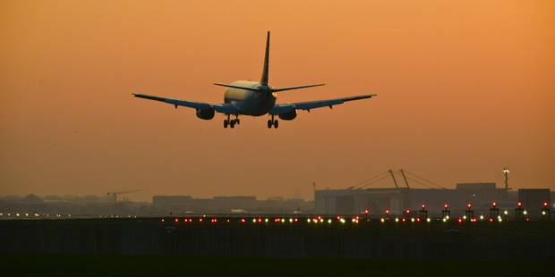 Nuisances des avions: Bourgeois satisfait de la décision du gouvernement Vervoort - La Libre