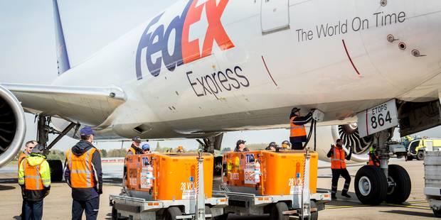 FedEx relie désormais Liège à son réseau - La Libre