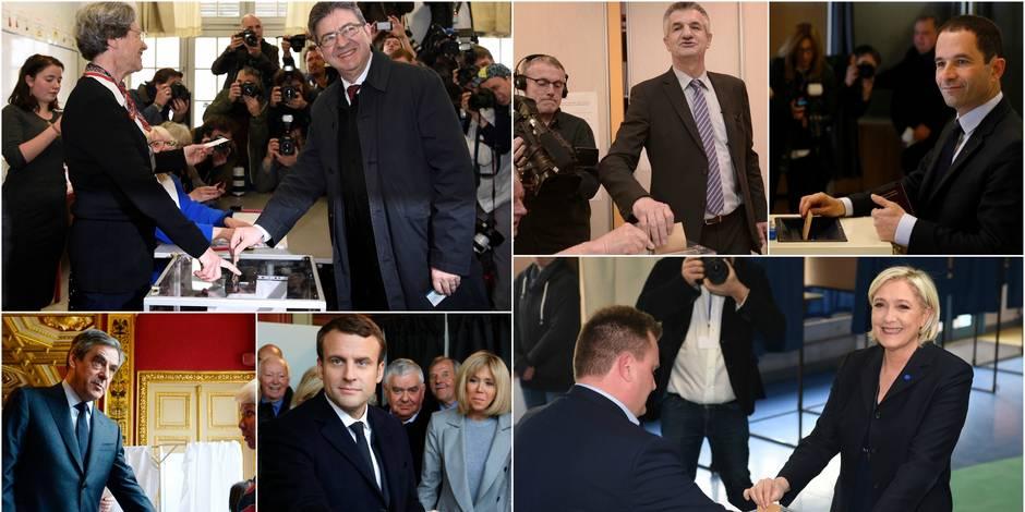 Présidentielle française : Suivez notre DIRECT