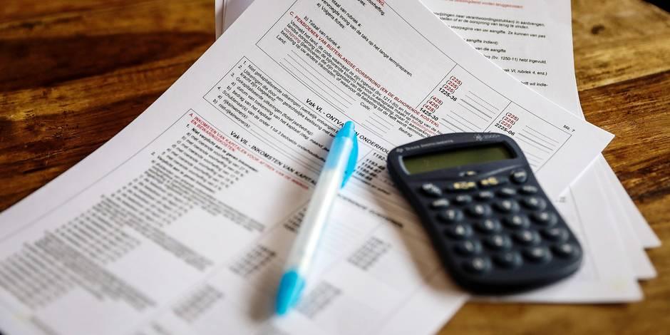 """Les dix bons tuyaux pour mieux """"maîtriser"""" votre déclaration fiscale - La Libre"""