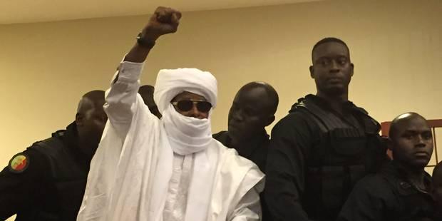 Perpétuité confirmée pour l'ex-président tchadien pour crimes contre l'humanité - La Libre