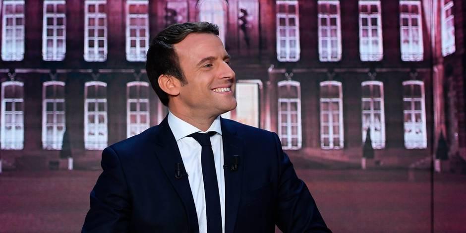 Sondage sur la présidentielle : Macron progresse pour la première fois en 8 jours