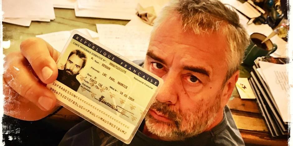 """""""Rappelons brièvement ce qu'est la famille Le Pen"""": Le plaidoyer enflammé de Luc Besson (PHOTO)"""