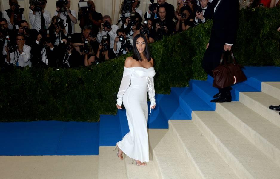 Kim Kardashian l'a joué sobre...