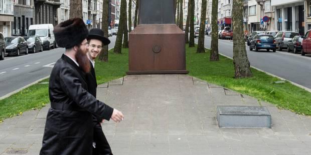 Que des juifs belges sur un site de rencontres spécialisé
