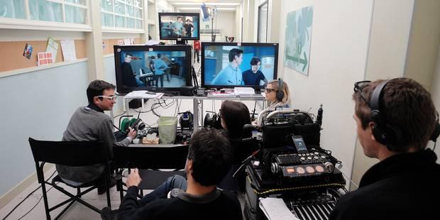 La RTBF ouvre l'Atelier des séries belges - La Libre