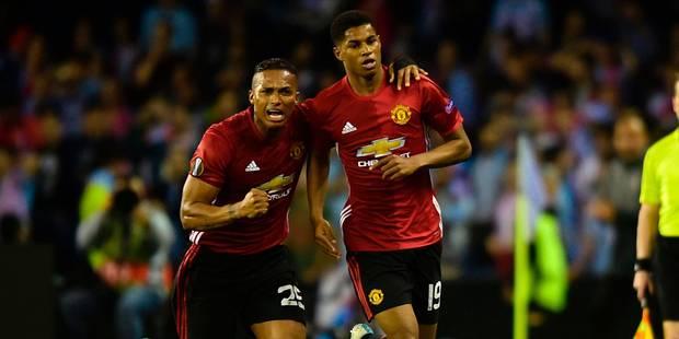 Europa League: Manchester s'impose à Vigo par le plus petit des écarts (0-1) - La Libre