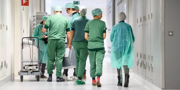 Des milliers de cas de septicémie enregistrés dans les hôpitaux - La Libre