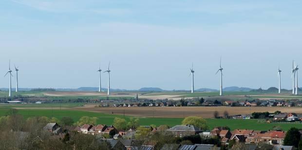 Les investissements dans l'éolien européen ont culminé à 43 milliards d'euros en 2016 - La Libre