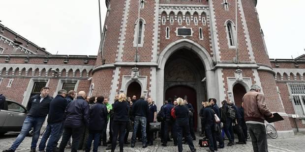 Grève des prisons en 2016: la cour d'appel condamne l'Etat belge - La Libre