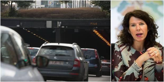 """Limitation de vitesse dans le tunnel Léopold II: """"Touring va trop loin"""" - La Libre"""