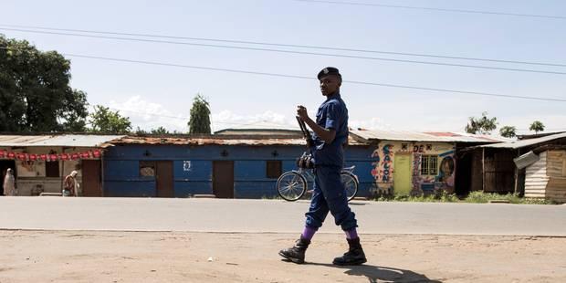 Aujourd'hui, au Burundi, les journalistes sont suspects, ils rasent les murs (OPINION) - La Libre