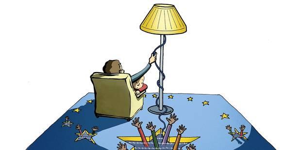 Expatriés aux portes de l'Europe (OPINION) - La Libre