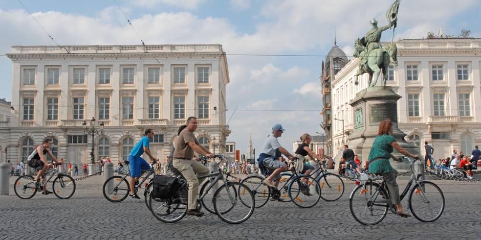 Une deuxième journée sans voiture à Bruxelles? - La Libre