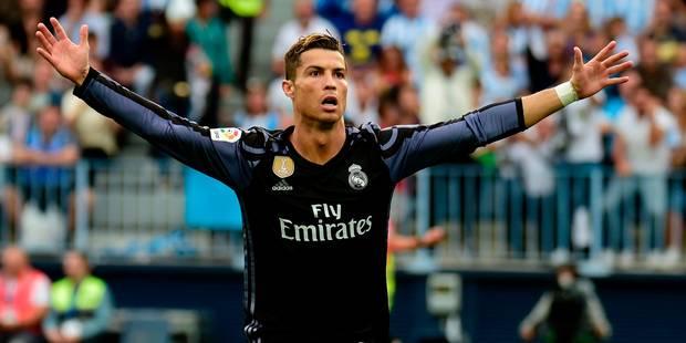 Le Real, champion d'Espagne, sans trembler après sa victoire contre Malaga - La Libre
