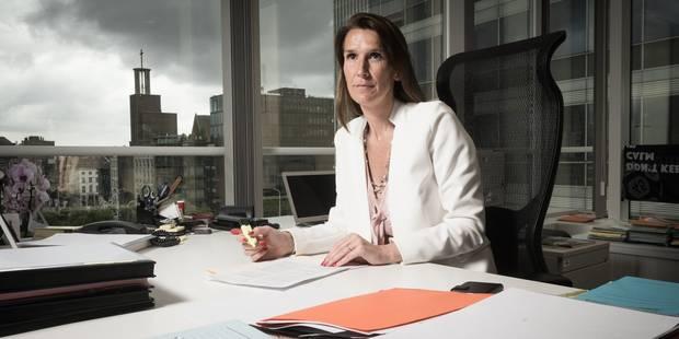 Défi critique la ministre Sophie Wilmès (MR) - La Libre