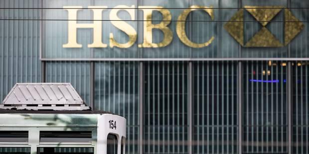 Fraude fiscale: HSBC négocie pour échapper à un procès en France - La Libre