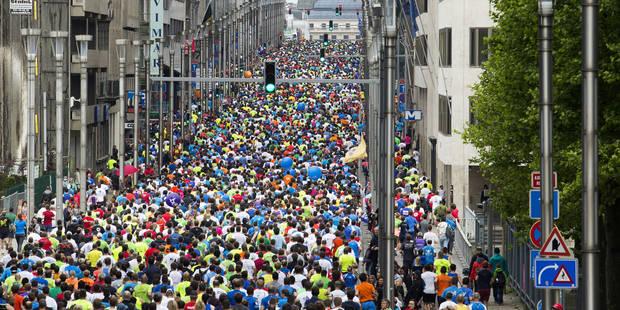 Les 20 km de Bruxelles sous haute surveillance - La Libre