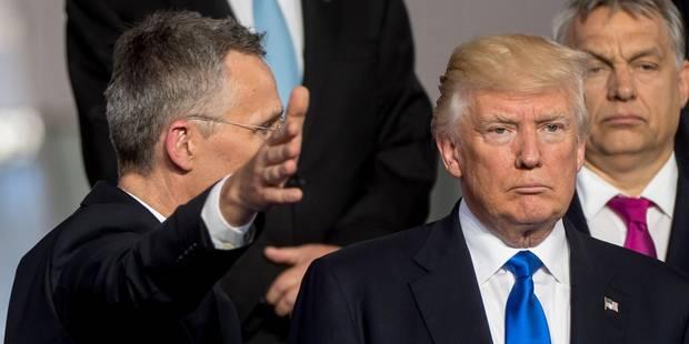 """Trump, 29 heures chrono dans le """"trou à rat"""" bruxellois - La Libre"""