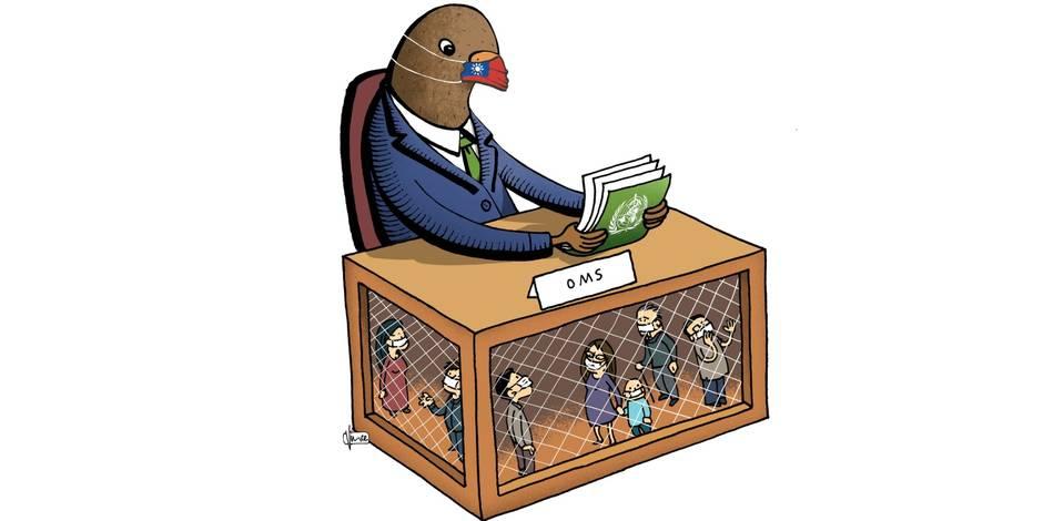 Taïwan a besoin de l'OMS et réciproquement (OPINION)