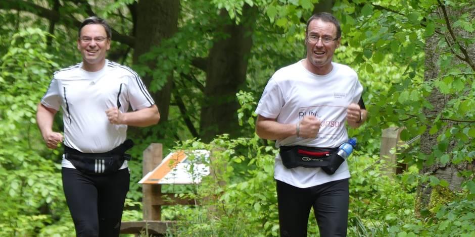 Ils vont courir 20 km pour défier la maladie de Parkinson
