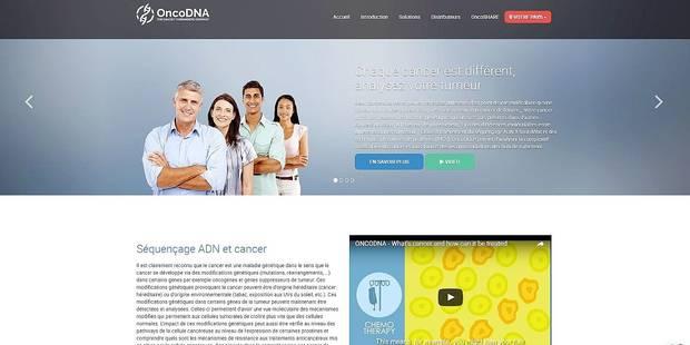 """La """"business intelligence"""" pour lutter contre le cancer - La Libre"""