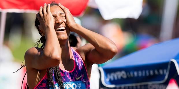 Nafissatou Thiam remporte Götzis et entre dans l'histoire de l'heptathlon - La Libre