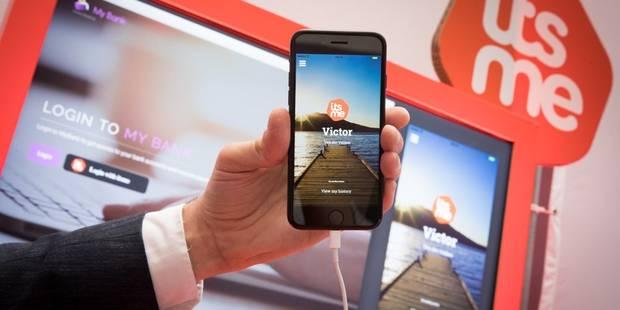 """""""Itsme"""": une seule identité numérique pour une multitude de services en ligne - La Libre"""