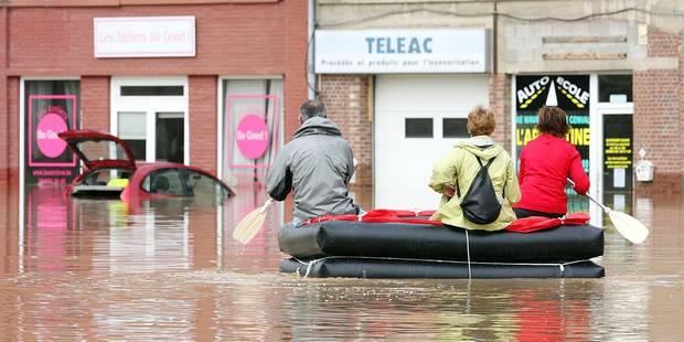 Brabant wallon : une plateforme pour lutter contre les inondations - La Libre
