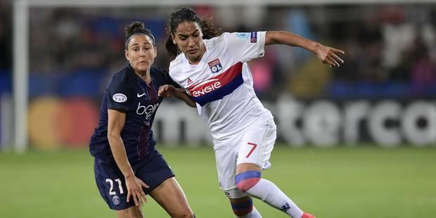 Ligue des Champions féminine: l'OL remporte son 4e trophée, en battant le PSG aux tirs au but - La Libre