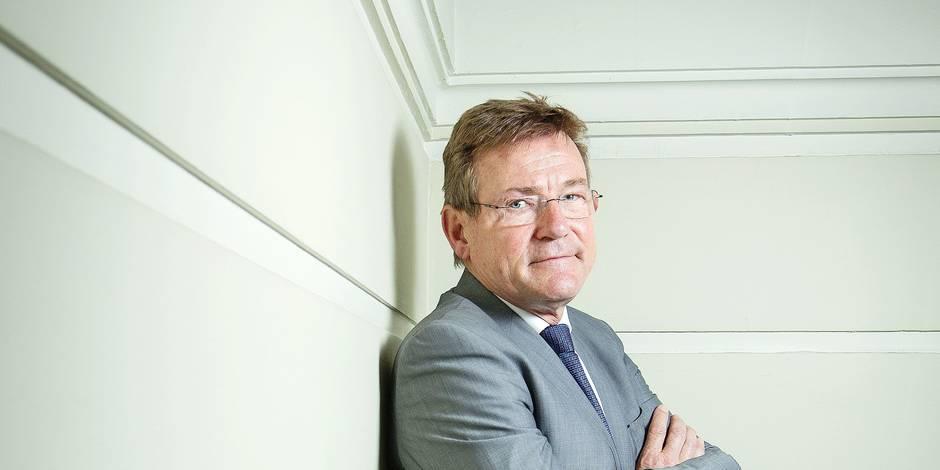 """Johan Van Overtveldt : """"On vit dans un pays où l'Etat dépense plus de 50 % du PIB"""" - La Libre"""