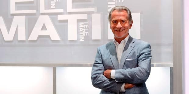 William Leymergie démissionne de France 2 pour rejoindre C8 - La Libre