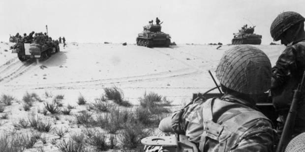 Guerre de Six-Jours : aux origines de la colonisation en Cisjordanie - La Libre