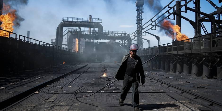 Ukraine : une étincelle d'espoir sur la ligne de front à Avdiivka