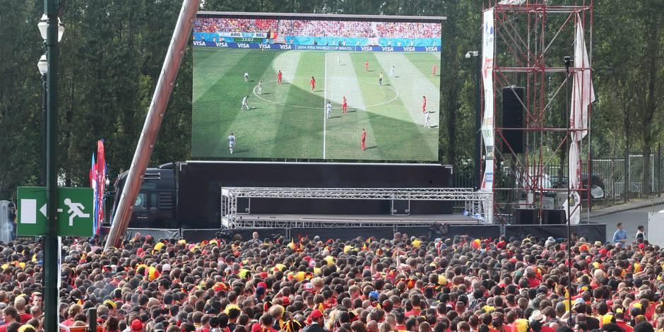 Football: le point sur les qualifications pour la coupe du monde 2018