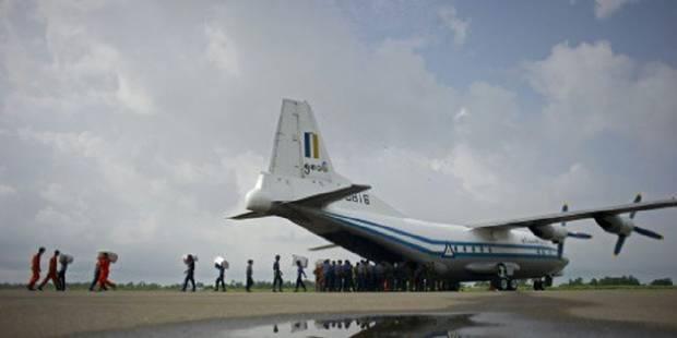 Crash d'avion en Birmanie: des morceaux de l'épave et des corps retrouvés - La Libre