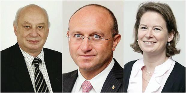 A la Sowalfin, les directeurs réclament 302.500 euros par an - La Libre