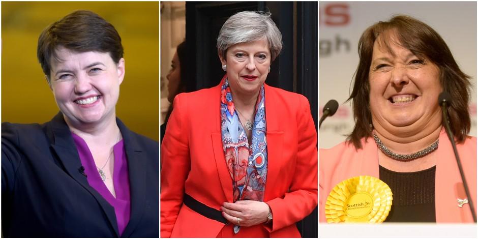 Record historique: Plus de 200 femmes élues députées au Parlement britannique