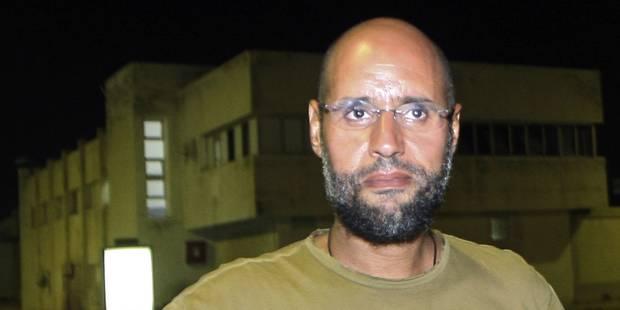 Libye: un groupe armé dit avoir libéré le fils de Kadhafi, Seif al-Islam - La Libre